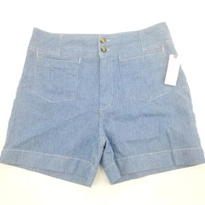 Anthropologie shorts pilcro and the letterpress 6